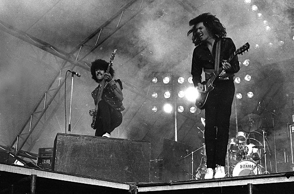 Thin Lizzy, Slane Castle 1981 - Music