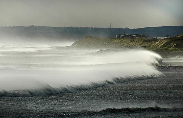 clogherhead storm copy - Landscapes