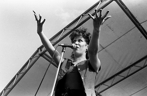 Slane81-040 - 1981 concert at Slane Castle
