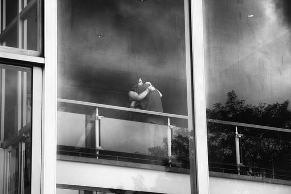 Southbank London Street Photography window