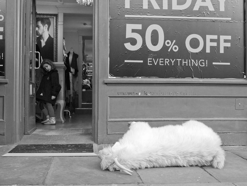 London Street Photography Portobello Road