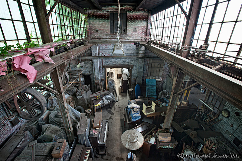 Bureau Bros. Bronze Foundry (Philadelphia, PA) | Clutter - Bureau Bros. Bronze Foundry