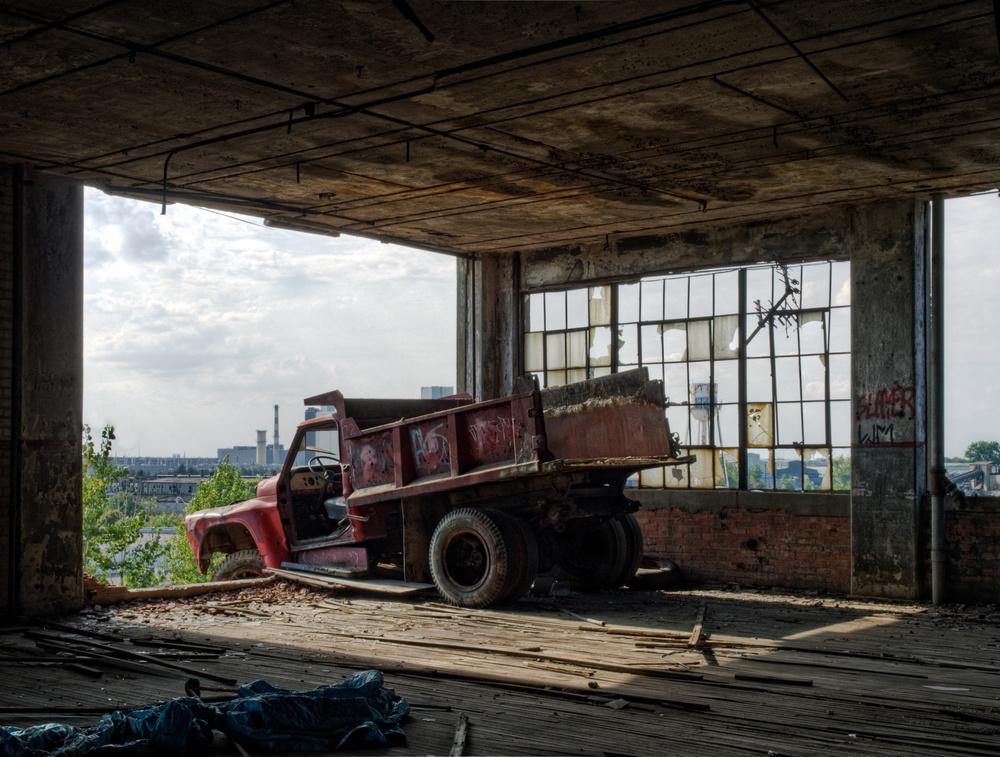 Building Car Game >> Packard Motor Car Company (Detroit, MI) | Falling Truck