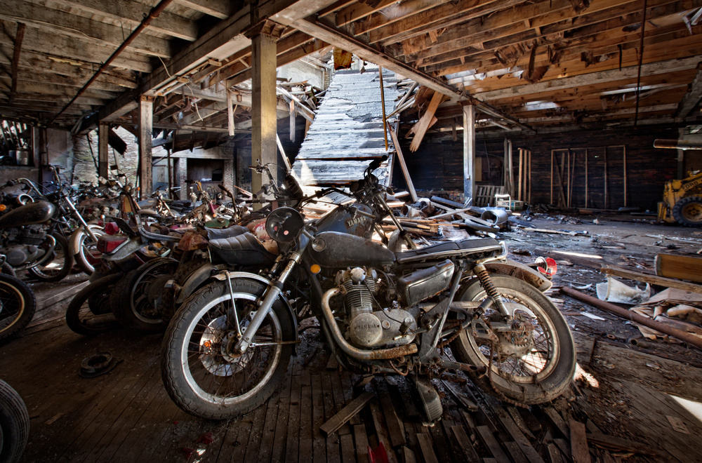 Salvage Motorcycles Near Me