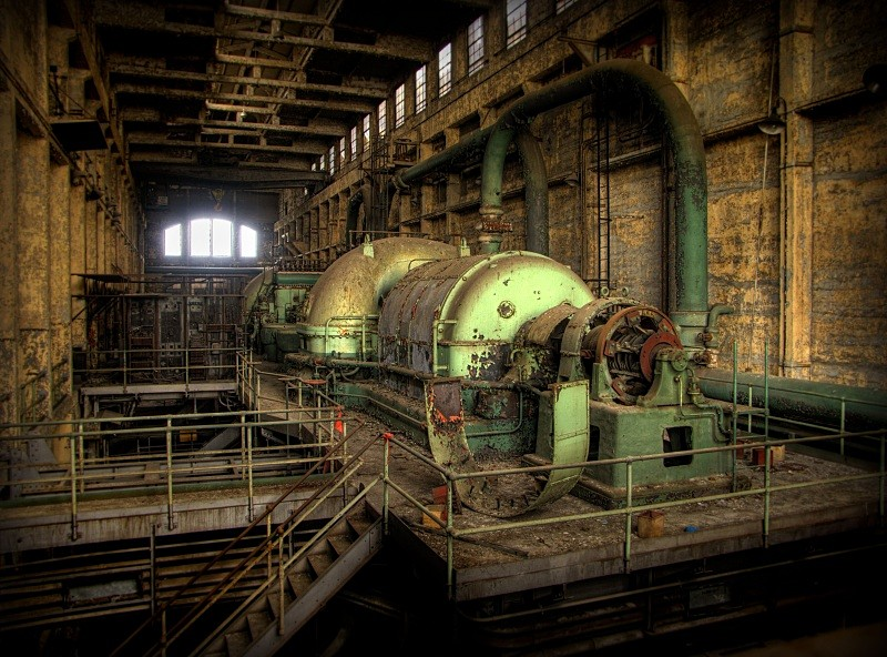 Navigate To A Gas Station >> Westport Generating Station (Baltimore, MD) | Abandoned ...