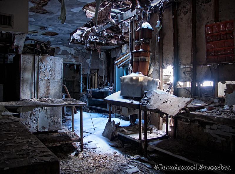 Shawnee Lancaster Resort, Lancaster PA - Photographs presented by Matthew Christopher Murray's Abandoned America