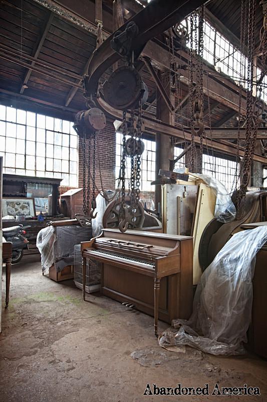 Bureau Bros. Bronze Foundry (Philadelphia, PA) | Under the Rail - Bureau Bros. Bronze Foundry