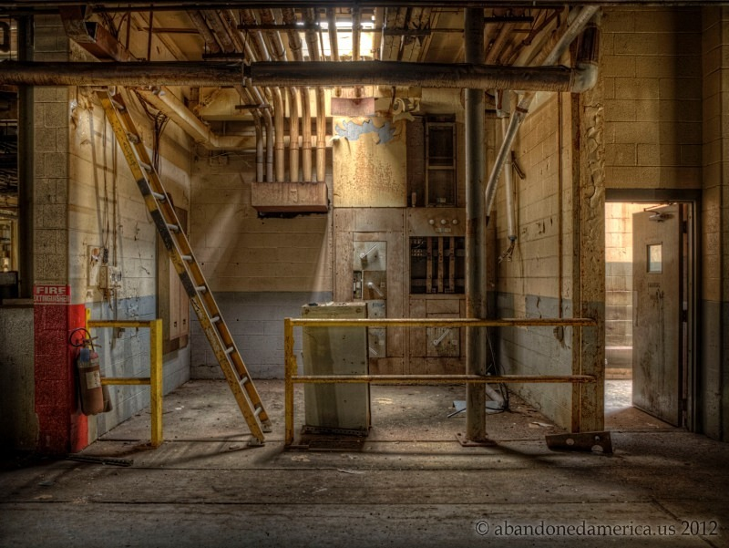 Crompton Color, Gibraltar PA - Matthew Christopher's Abandoned America