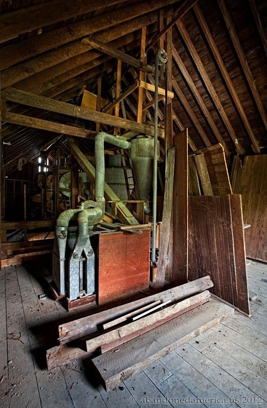 - Starkweather Grist Mill*