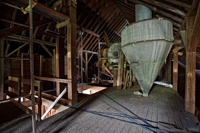 - Starkweather Grist Mill*