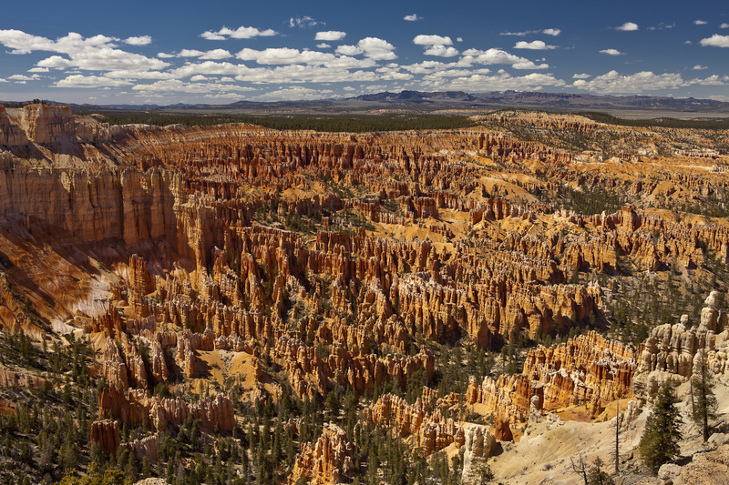 BRYCE CANYON - COLOR LANDSCAPES