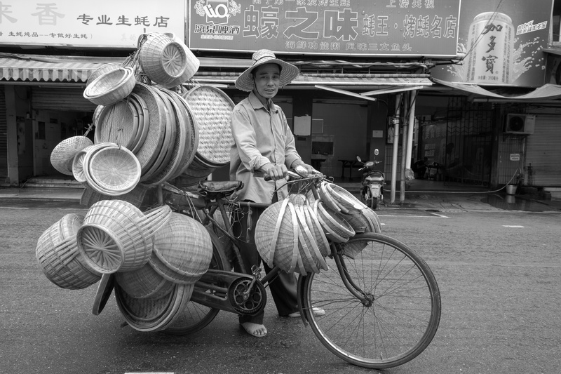 MOBILE BASKETS - CHINA