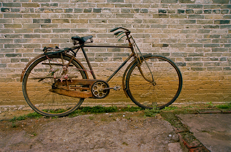 BICYCLE - CHINA