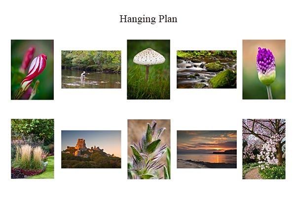 Hanging Plan - LRPS panel