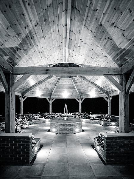 Mintlyn Crematorium - Public Space