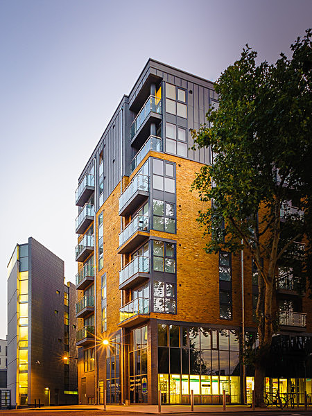 Borough Road, London - Mixed Use + Commercial