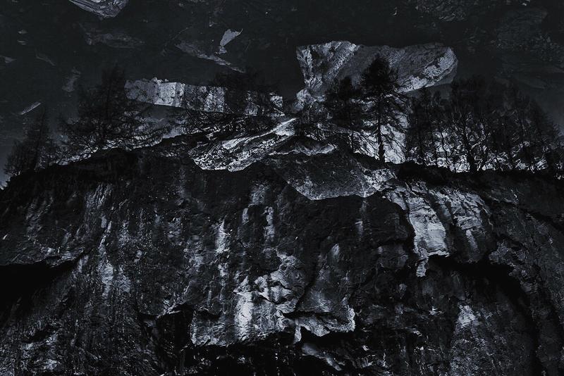 Slate mine reflections - Portfolio