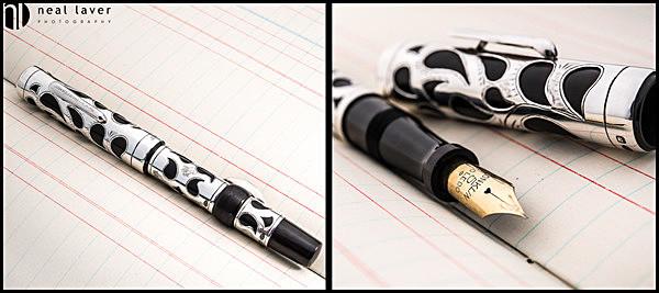- The Battersea Pen Home Conklin Pens, 1997.