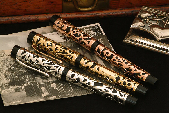 - The Conway Stewart Centenary Pen...