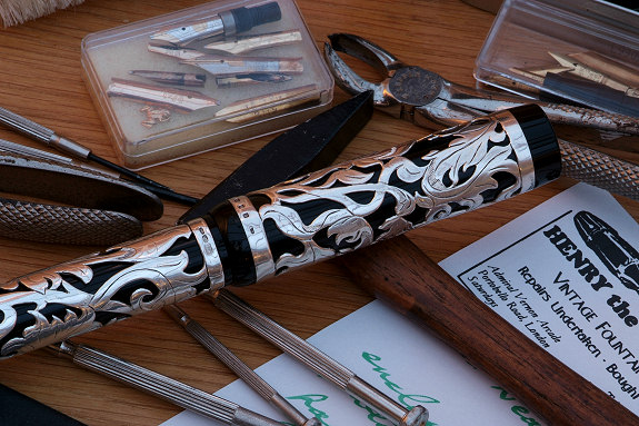 The finished article. - The Great Exhibition Pen...