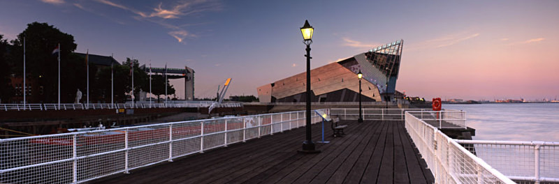 Last Light, The Deep, Hull - East Yorkshire