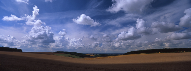 Big Sky Country - East Yorkshire