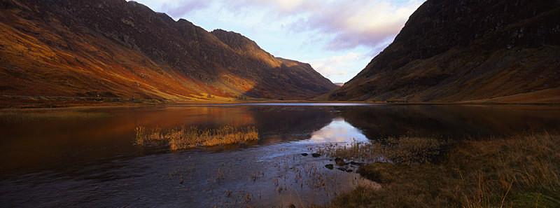 Deceptive Tranquility Glencoe - Scotland