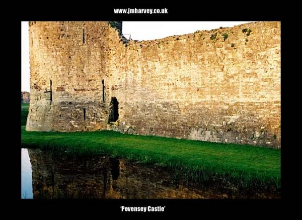 Pevensey 01 - Pevensey Castle