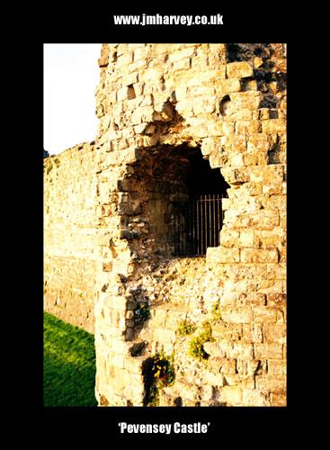 Pevensey 10 - Pevensey Castle