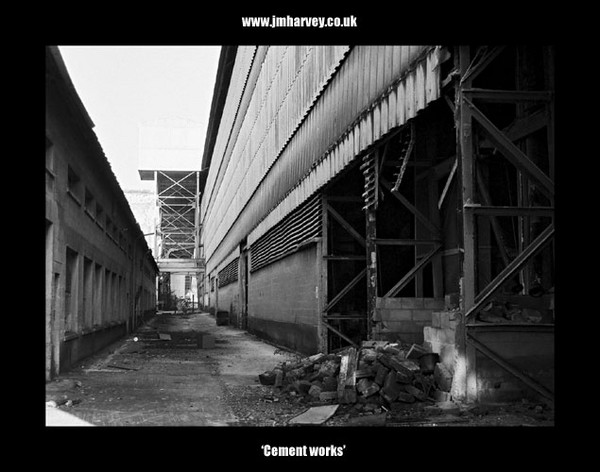 Cement Works 10 - Cement Works