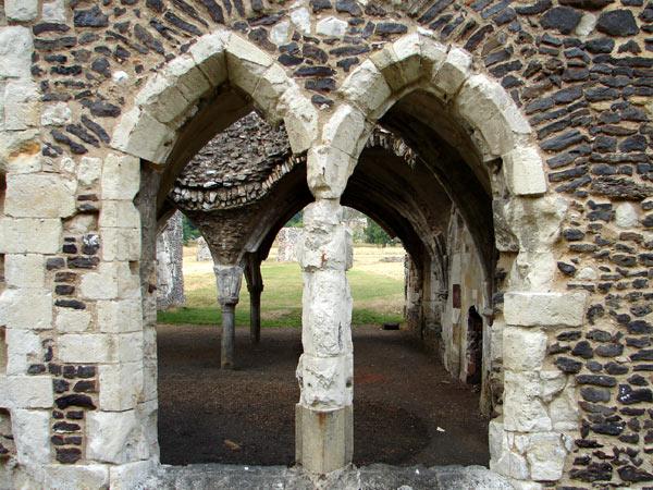 Waverley Set 1 - 10 - Waverley Abbey