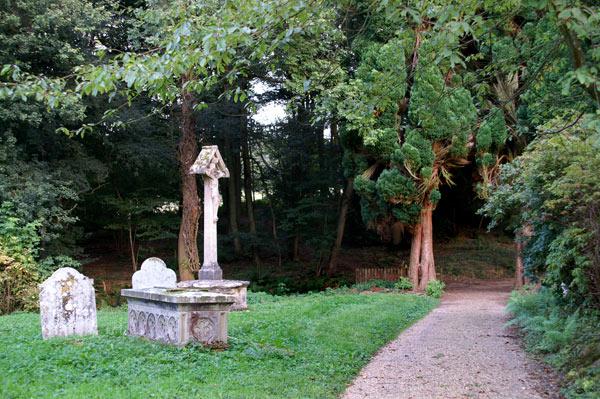 Okewood Churchyard - 07 - Okewood Churchyard