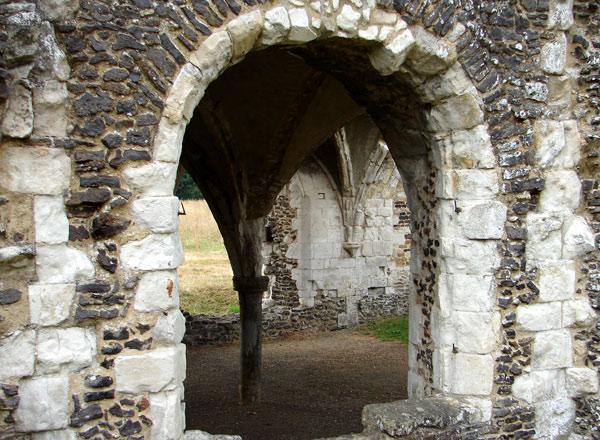 Waverley Set 1 - 11 - Waverley Abbey