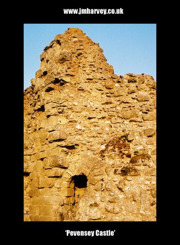 Pevensey 09 - Pevensey Castle