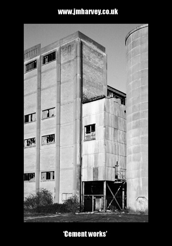 Cement Works 01 - Cement Works