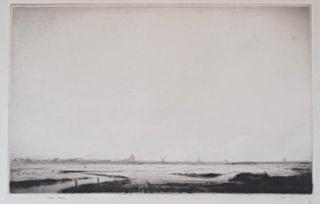 Joseph Gray 'Edam' Etching - Art works on paper