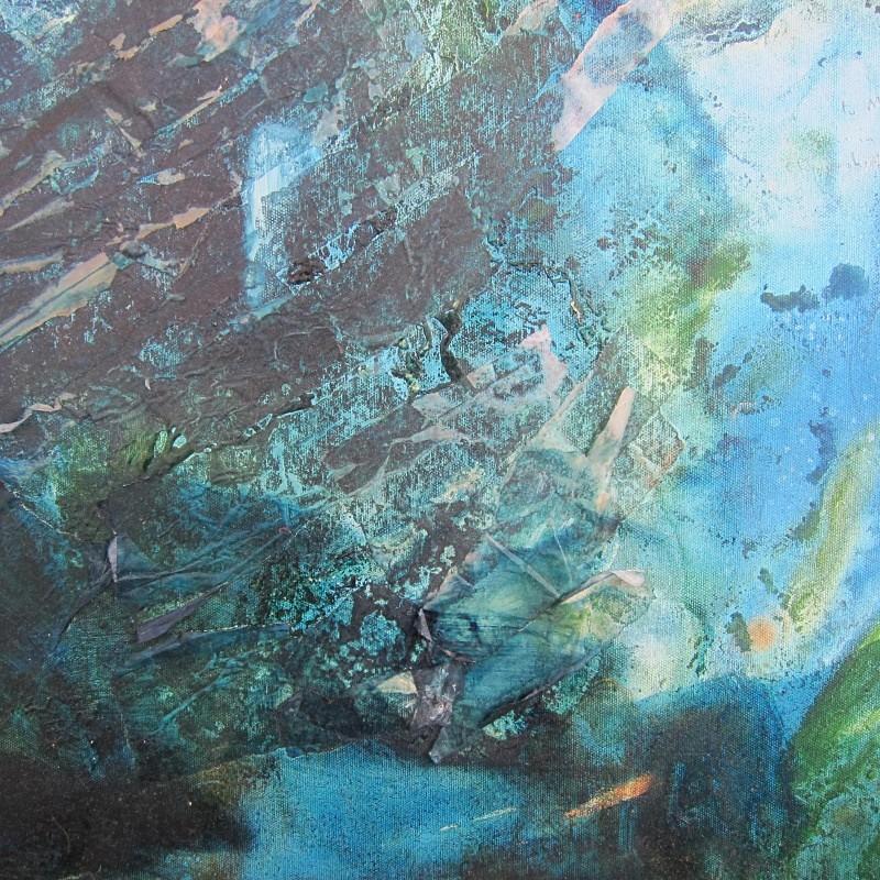 Na Clachan Sìnteag (detail) - a-mach an gleann: paintings