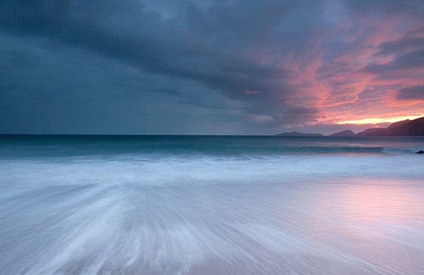 Angry sky, Dingle. - Coastal Britain