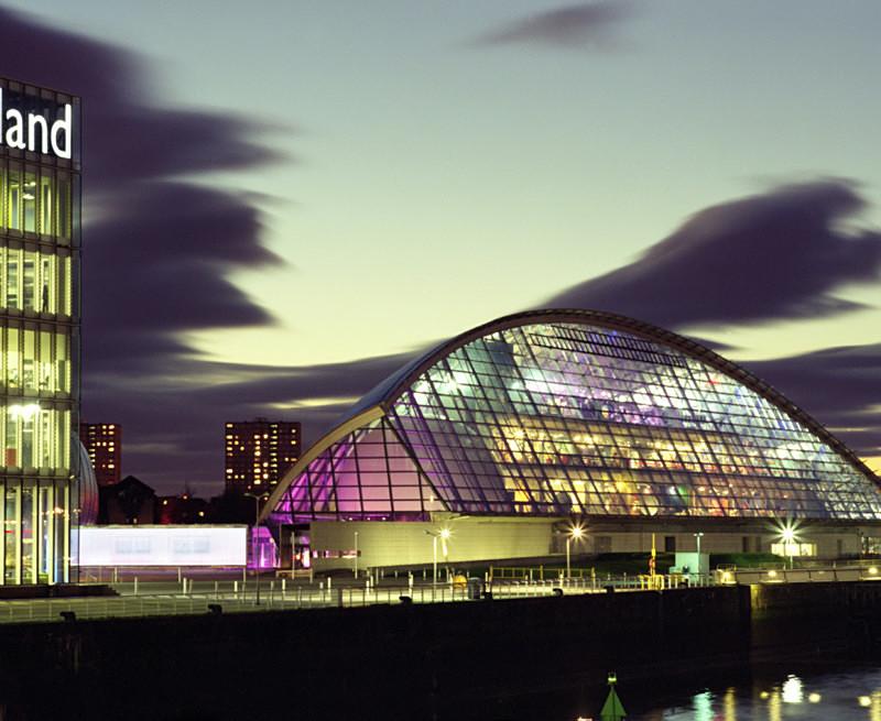 Glasgow - The Urban Environment