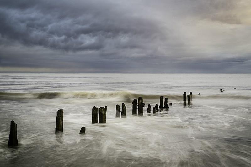 Sandsend, North Yorkshire. - Coastal Britain