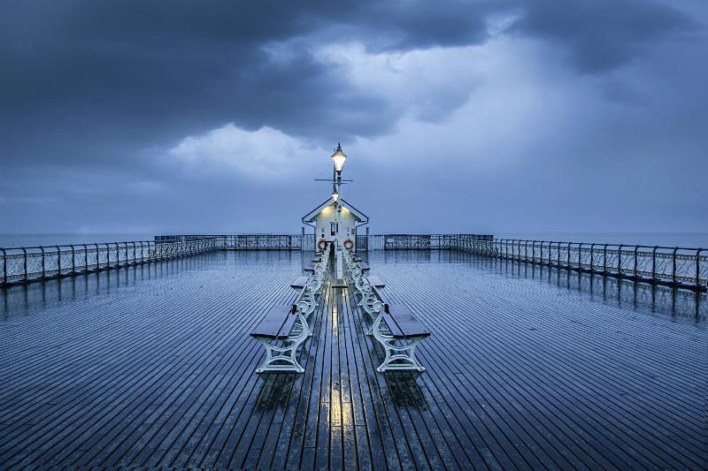 Penarth Pier. - Coastal Britain