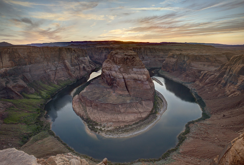Colorado River. - American Landscape