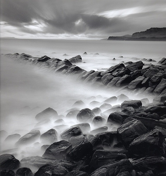 Kimmeridge. - Monochrome Landscape Europe