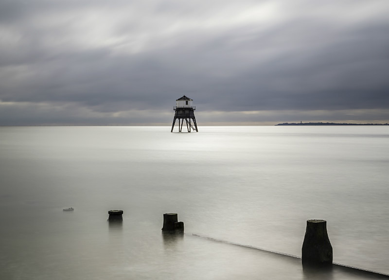 Dovercourt, Essex - Coastal Britain