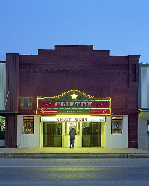 Cliftex, Clifton, Texas. - American Icons