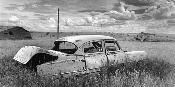Abandoned Farm, South Dakota - Abandoned America