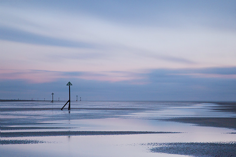 Beach, West Wittering. - Coastal Britain