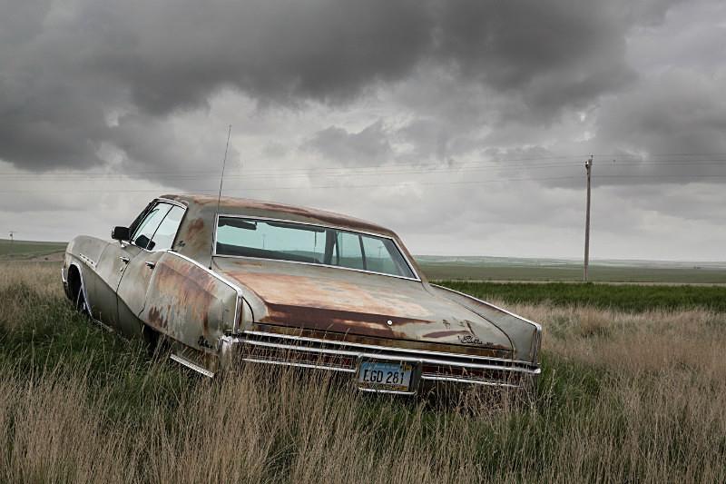 Abandoned Saloon. - Abandoned America