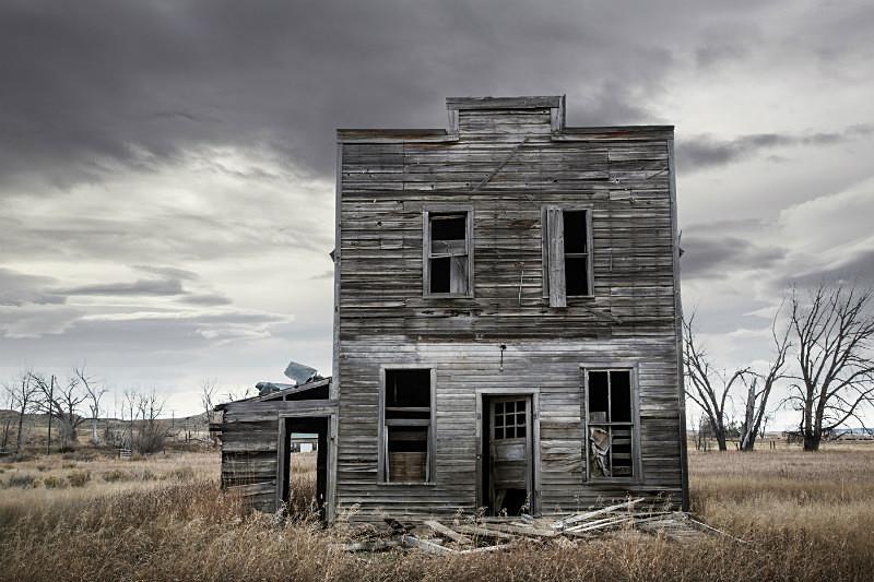 - Abandoned America