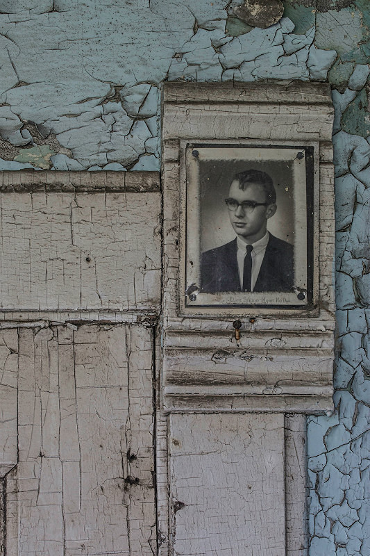 Old Photograph, North Dakota. - Abandoned America